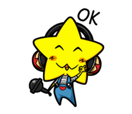 Little Star sticker #4423588