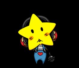 Little Star sticker #4423590