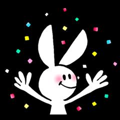 achabox Rabbit (White)