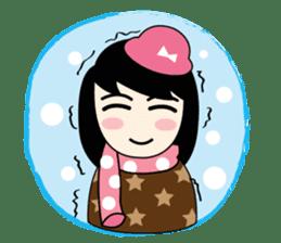 Victoroll The Little Girl sticker #4444330