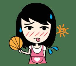 Victoroll The Little Girl sticker #4444334