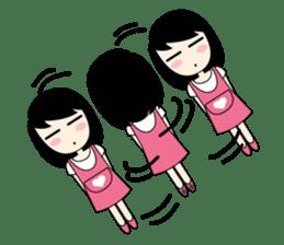 Victoroll The Little Girl sticker #4444338