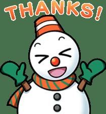 Snow - World Sticker sticker #4461305