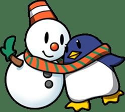 Snow - World Sticker sticker #4461306