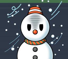 Snow - World Sticker sticker #4461308
