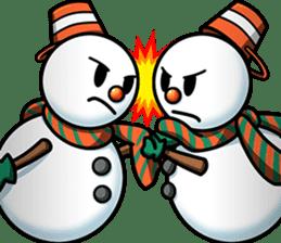 Snow - World Sticker sticker #4461309