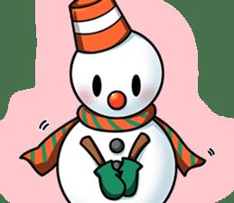 Snow - World Sticker sticker #4461310