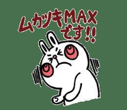 Loose bunny sticker #4461828