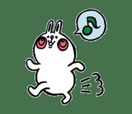 Loose bunny sticker #4461854