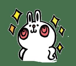 Loose bunny sticker #4461855