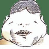 bokusama sticker #4463358