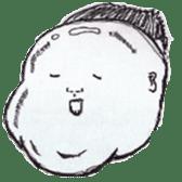 bokusama sticker #4463363