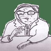 bokusama sticker #4463369