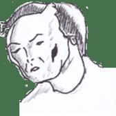 bokusama sticker #4463381