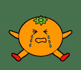 orangerin sticker #4463986