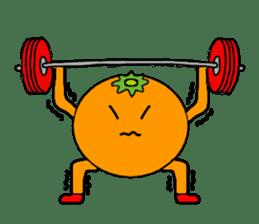 orangerin sticker #4463990