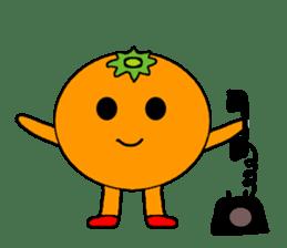 orangerin sticker #4463996