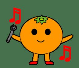 orangerin sticker #4463998