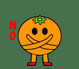 orangerin sticker #4464000