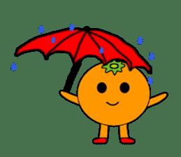 orangerin sticker #4464002