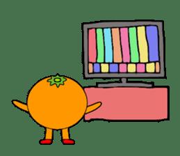 orangerin sticker #4464003