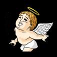 天使ですけど?
