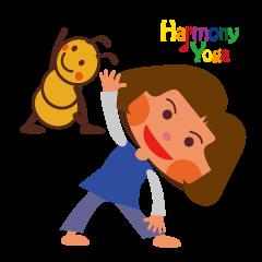 HARMONY YOGA WORLD.1