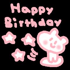 bear chan birthday