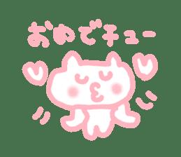 bear chan birthday sticker #4475836