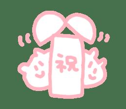 bear chan birthday sticker #4475856