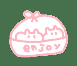 bear chan birthday sticker #4475859