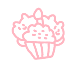 bear chan birthday sticker #4475860