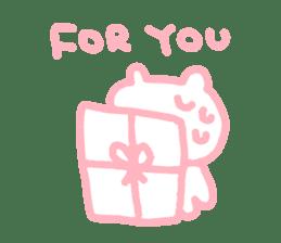 bear chan birthday sticker #4475861
