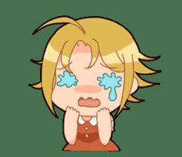 Chika-chan sticker #4482082