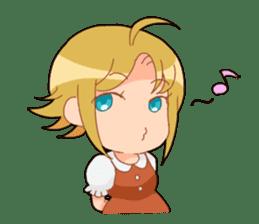 Chika-chan sticker #4482099