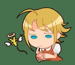 Chika-chan sticker #4482103