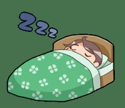 Chika-chan sticker #4482107