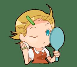 Chika-chan sticker #4482109