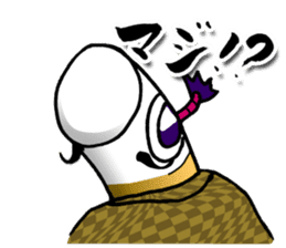 Koinobori Samurai sticker #4485687