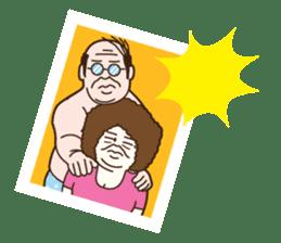 The Return of Masao & Chappy_en sticker #4495269