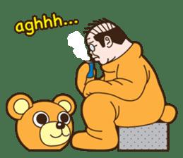 The Return of Masao & Chappy_en sticker #4495278