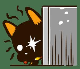 Moka the Corgi sticker #4495427
