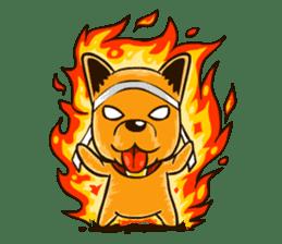 Moka the Corgi sticker #4495438