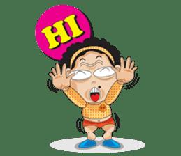 Hua-Ful sticker #4500815