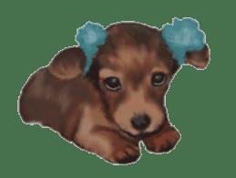 real DOG Sticker sticker #4503294