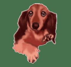 real DOG Sticker sticker #4503300