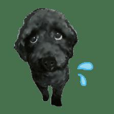 real DOG Sticker sticker #4503313