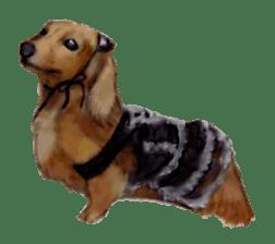 real DOG Sticker sticker #4503324