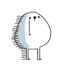 Emotional TAPIOCA (English) sticker #4506311