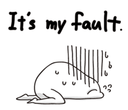 Emotional TAPIOCA (English) sticker #4506315